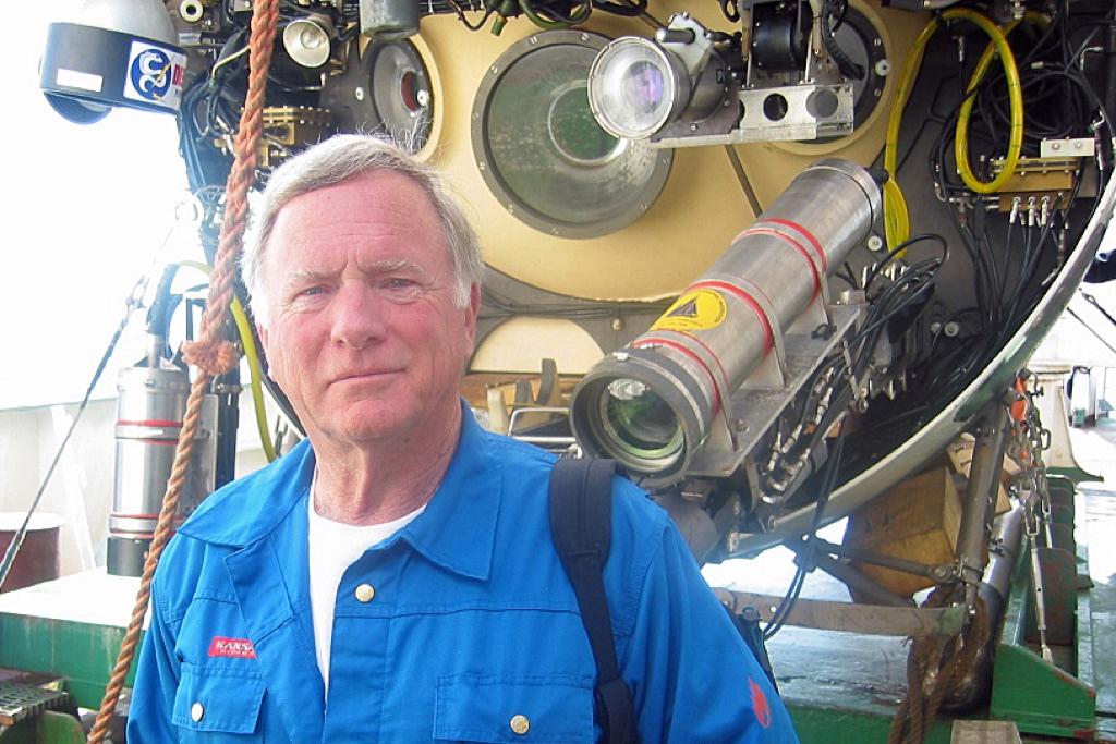 Don Walsh, Advisory Board at EYOS Expeditions