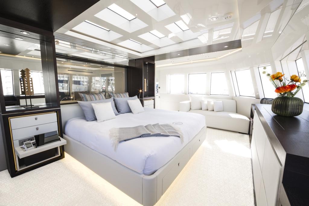 ENIGMA XK's Owner Suite