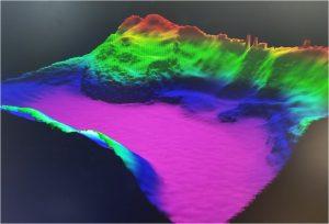 a 3D Map of the Calypso Deep