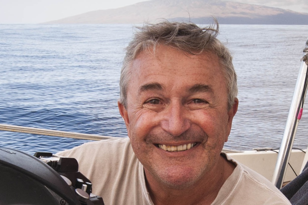 Flip Nicklin, Photographer, Advisory Board at EYOS Expeditions