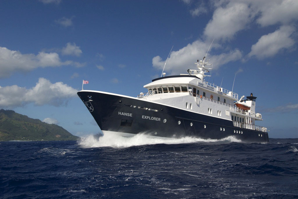 Hanse Explorer Expedition Yacht