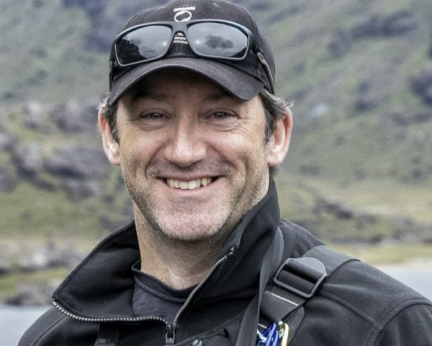 Kelvin Murray on Expedition
