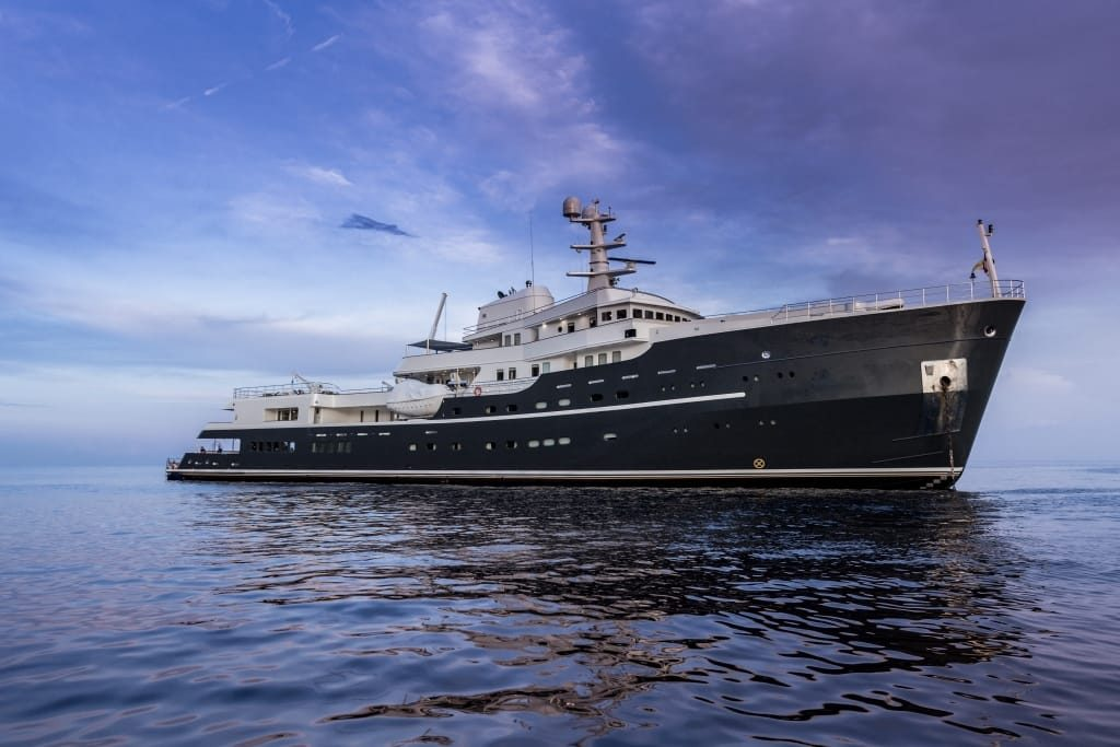EYOS Expeditions Legend Yacht Charter