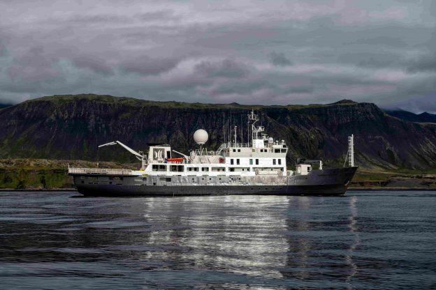 Nansen Explorer On Location