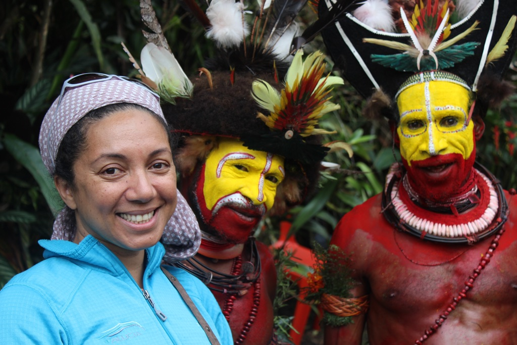 Angela Pennefather - Expedition Coordinator & Melanesian Specialist - EYOS Expeditions