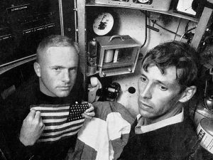 Don Walsh and Piccard