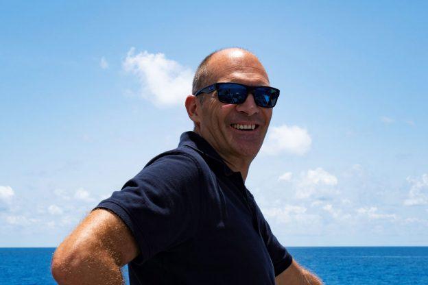Captain Richard Bridge EYOS Expeditions