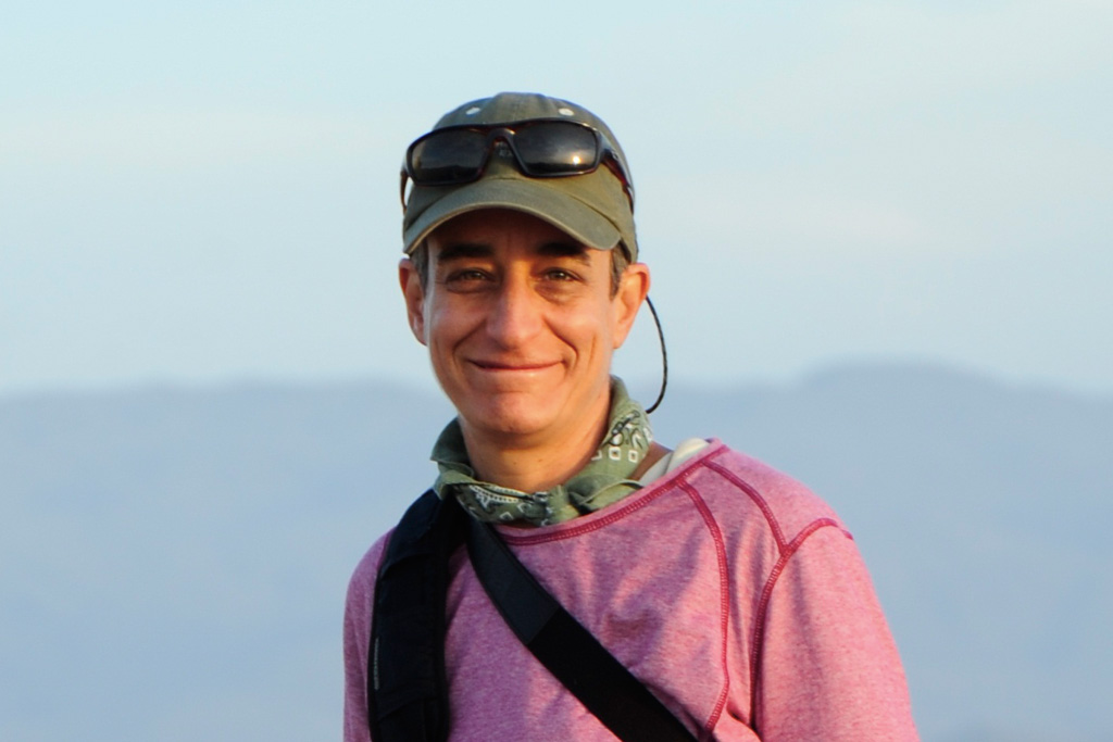 Karen Horlick of EYOS Expeditions