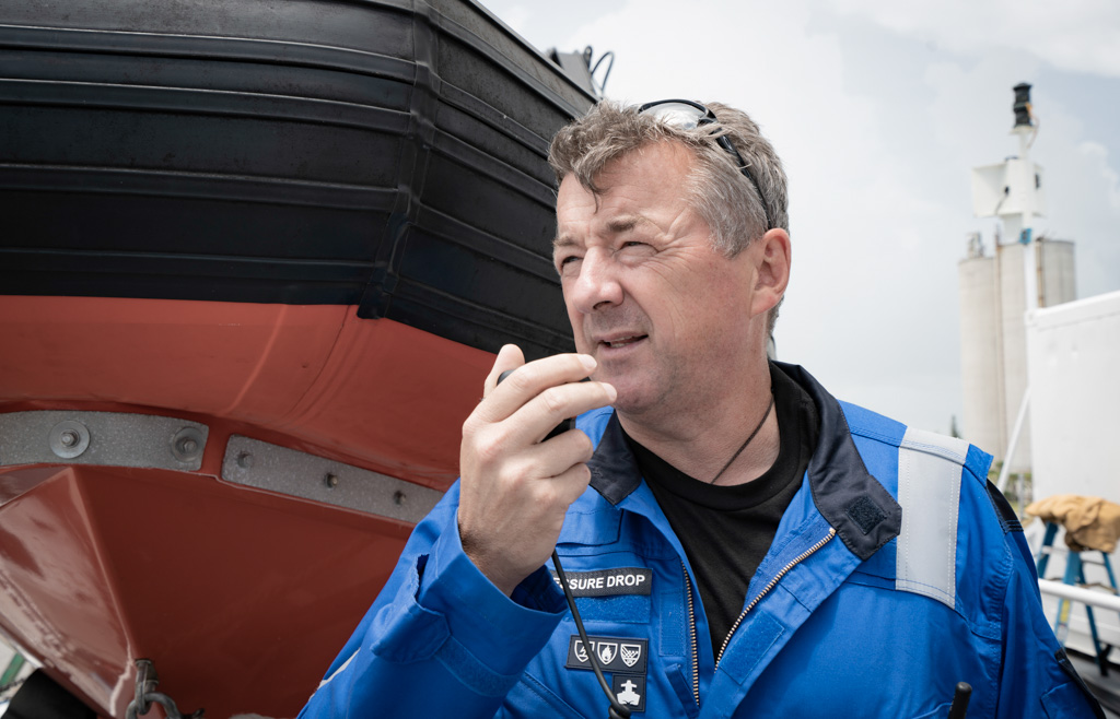 Rob McCallum, The Five Deeps Expedition
