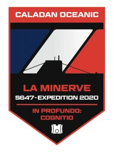 Logo of the Minerve Expedition