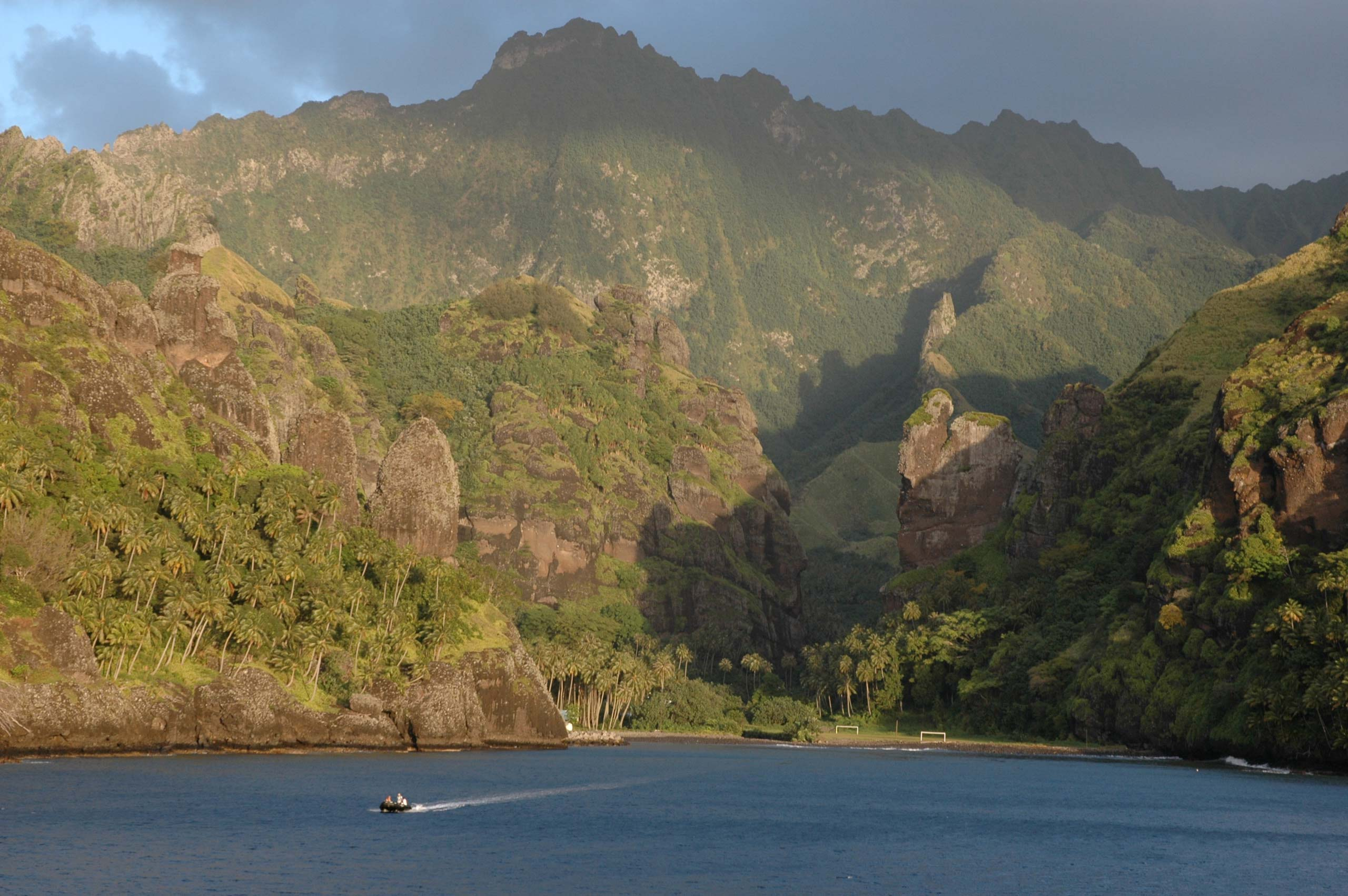 Marquesas Islands, Polynesia