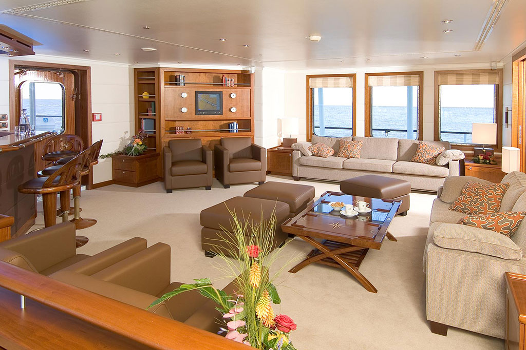 Hanse Explorer Luxury Expedition Yacht