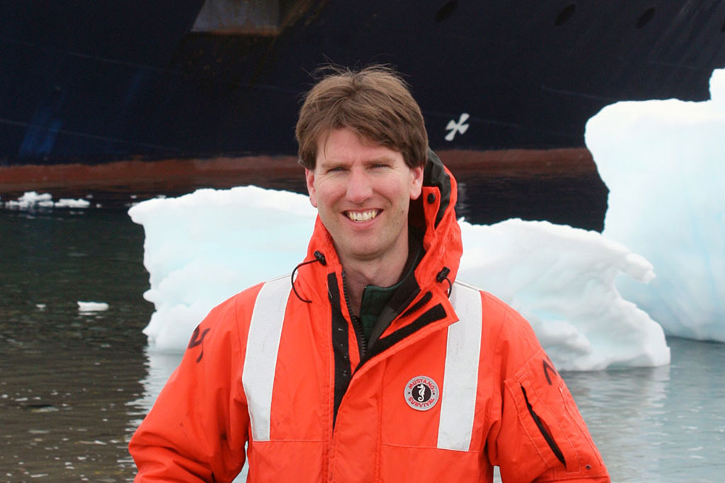 Ben Lyons, CEO of EYOS Expeditions