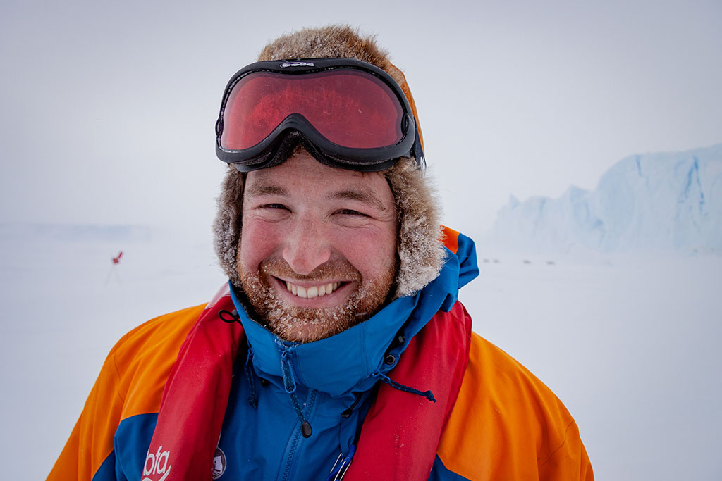 Brandon Harvey, EYOS Expeditions
