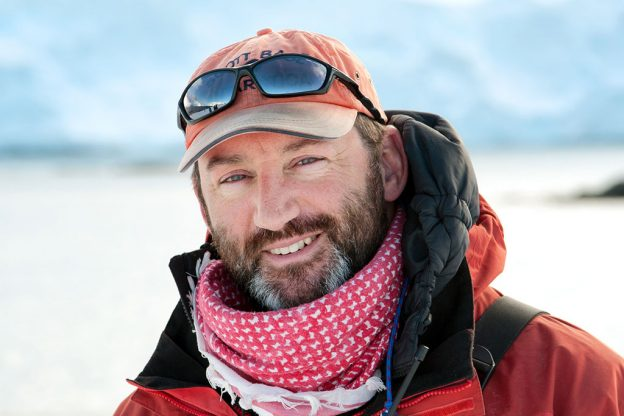 Kelvin Murray of EYOS Expeditions