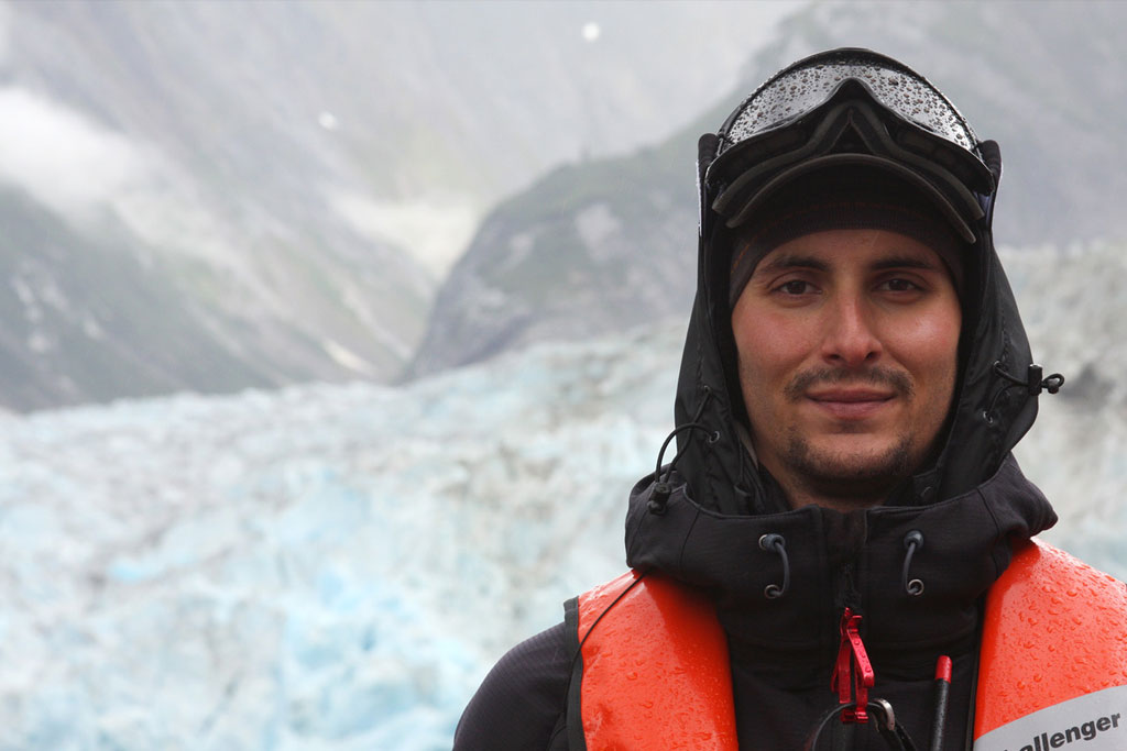 Justin Hofman Expedition Leader, Photographer, Naturalist, EYOS Expedition