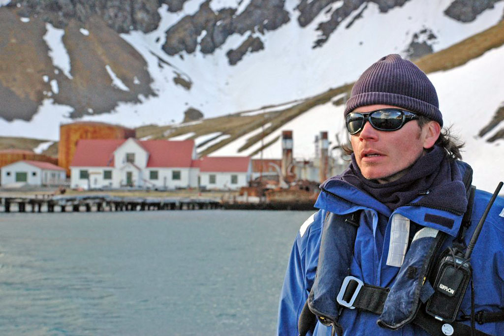 Martin Enckell, Expedition Leader, Polar Divemaster, Photographer at EYOS Expeditions