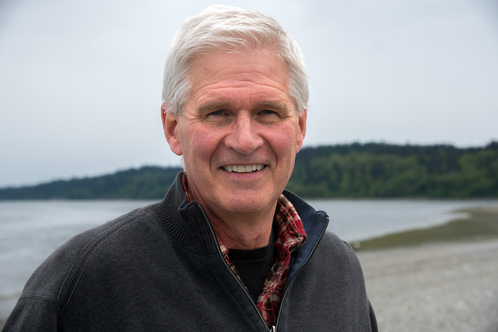 Peter Butz, COO at EYOS Expeditions