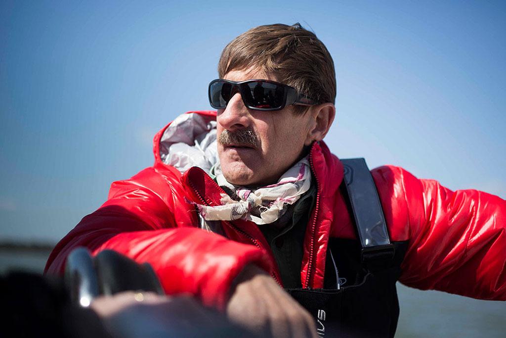 Skip Novak, Director of Sailing Operations, EYOS Expeditions