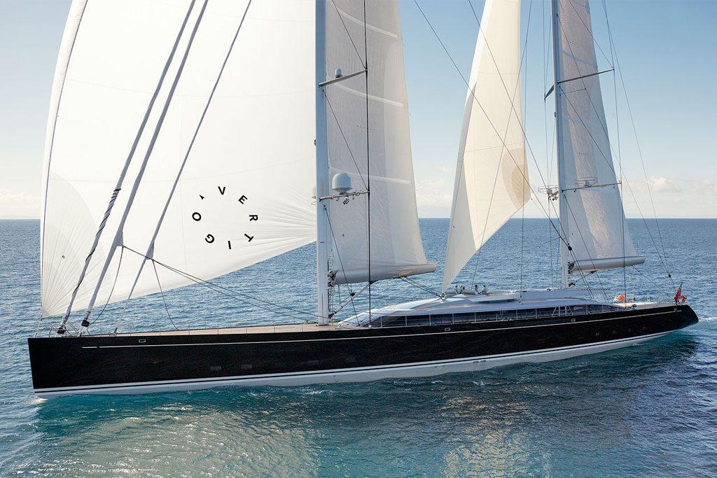 Luxury Yacht Vertigo