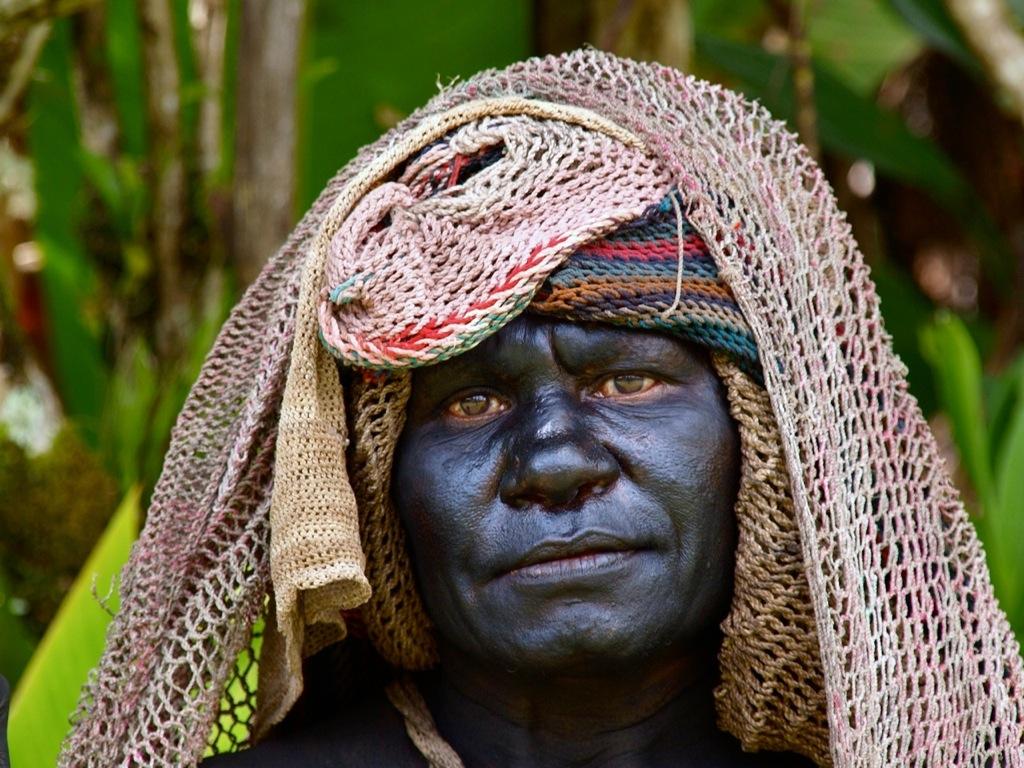 Melanesian People Blonde Hair Www Pixshark Com Images