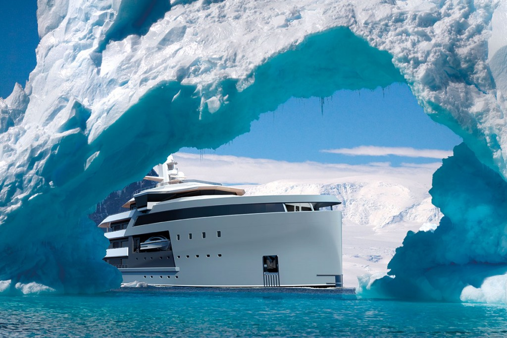 SeaXplorer Expedition Super Yacht