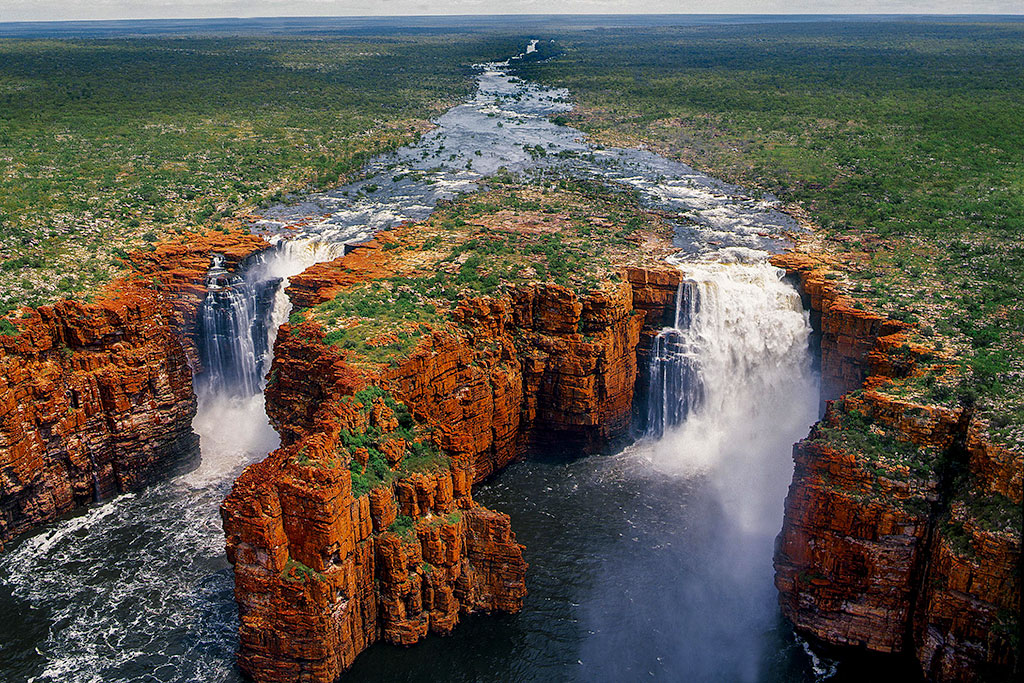 King George Falls, The Kimberley, Australia