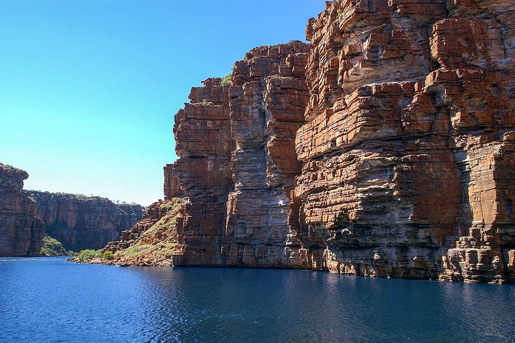 King George River, The Kimberley, Australia