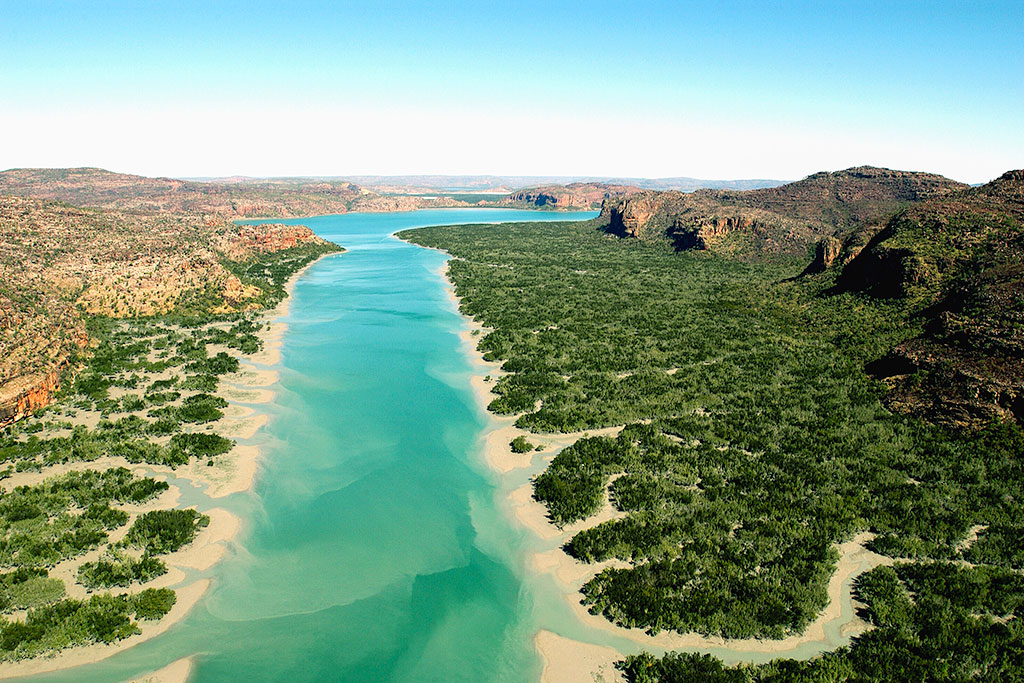 Porosus Creek, The Kimberley, Australia